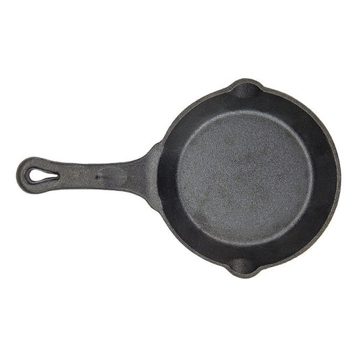 "FireIron 6"" Pre Seasoned Cast Iron Skillet"