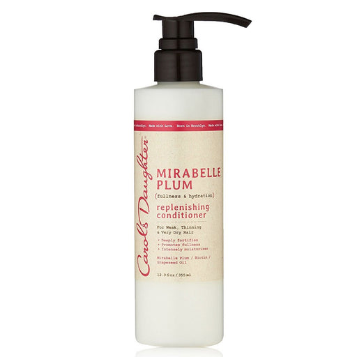 Carol's Daughter Mirabelle Plum Fullness and Hydration Replenishing Conditioner, 12 Oz.