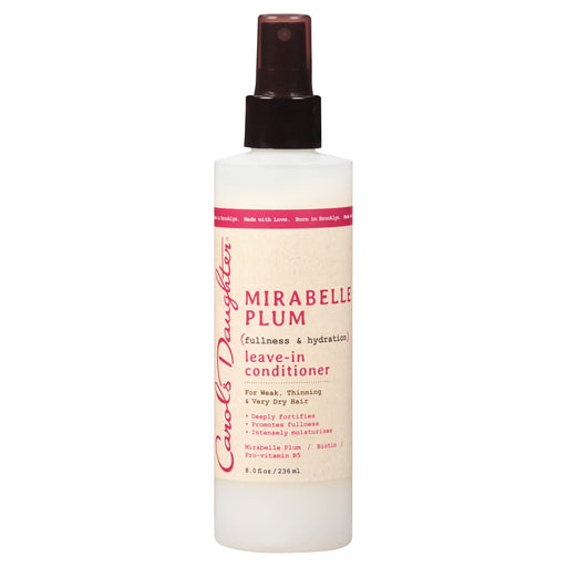 Carol's Daughter Mirabelle Plum Fullness and Hydration Leave In Conditioner, 8 Oz.