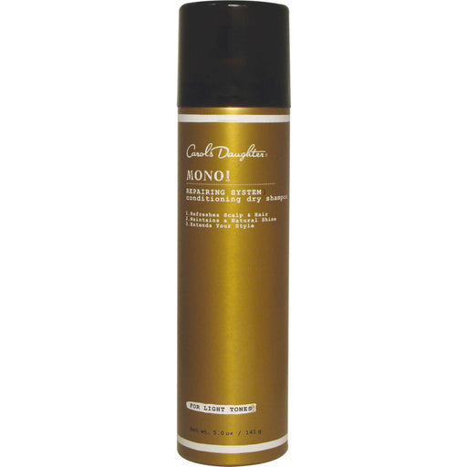 Carol's Daughter Monoi Repairing System Conditioning Dry Shampoo, Light Tones, 5 Oz.