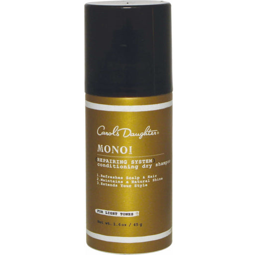 Carol's Daughter Monoi Repairing System Conditioning Dry Shampoo, Light Tones, 1.6 Oz.
