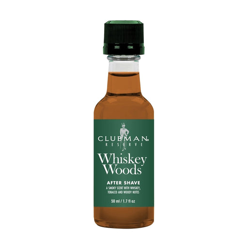 Clubman Reserve Whiskey Woods After Shave Lotion, 1.7 oz