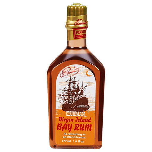 Club Island Virgin Island Bay Rum cologne, 6 Fl. Oz.