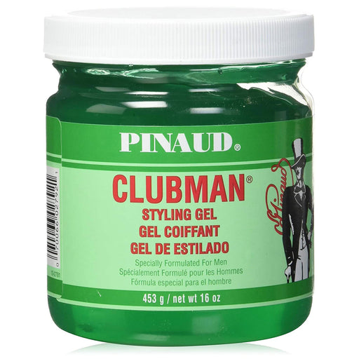 Clubman Styling Gel, 16 Oz.