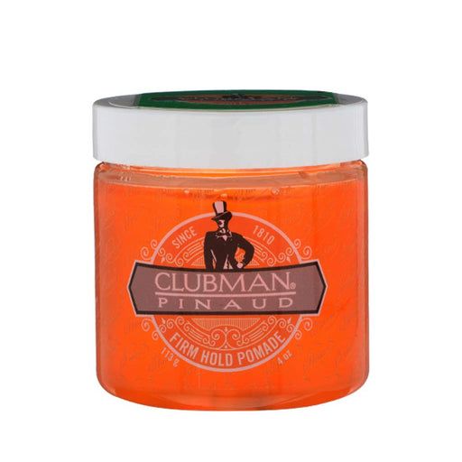 Firm Clubman Hold Pomade, 4 oz