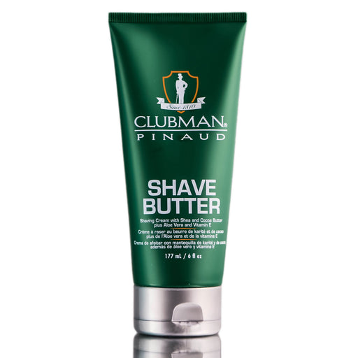 Clubman Pinaud Shave Butter 6 oz. Mens Clubman Beard Care