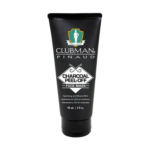 Clubman Pinaud Coal Peel-Off Face Mask, 3 oz