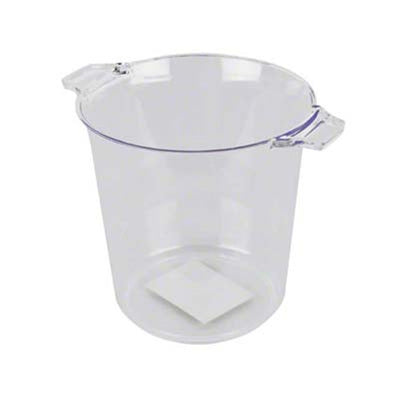 32 oz Clear Ice Buckets