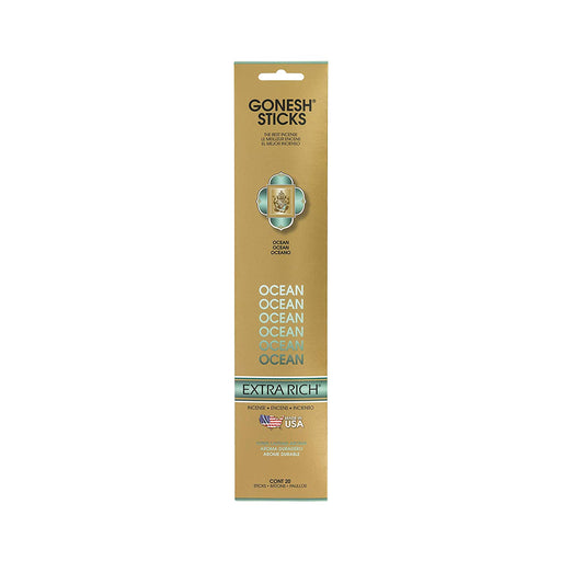 Gonesh Extra Rich Ocean Incense Sticks
