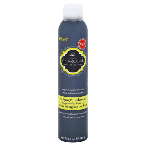 Hask Shampoo Dry Charcoal With Citrus 6.5 Oz.