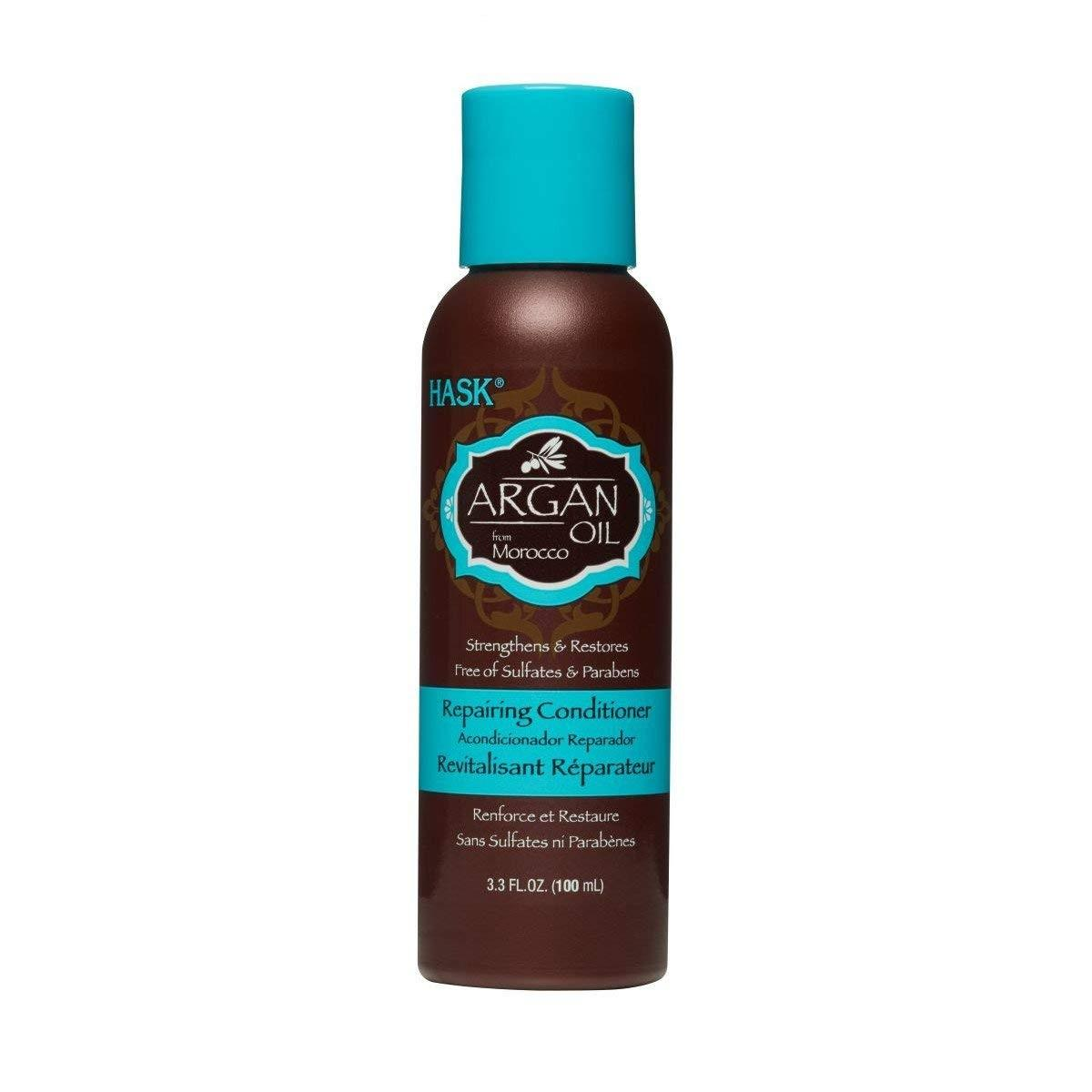 Hask Argan Oil Repairing Conditioner 3.3 Oz. Travel Size