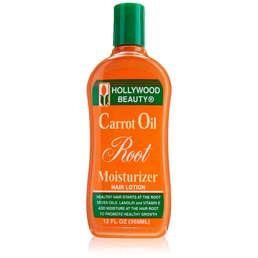 Hollywood Beauty Carrot Oil Root Moisturizer 12 Oz