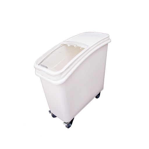 Ingredient Storage Bin Mobile 21 Gal, Plastic