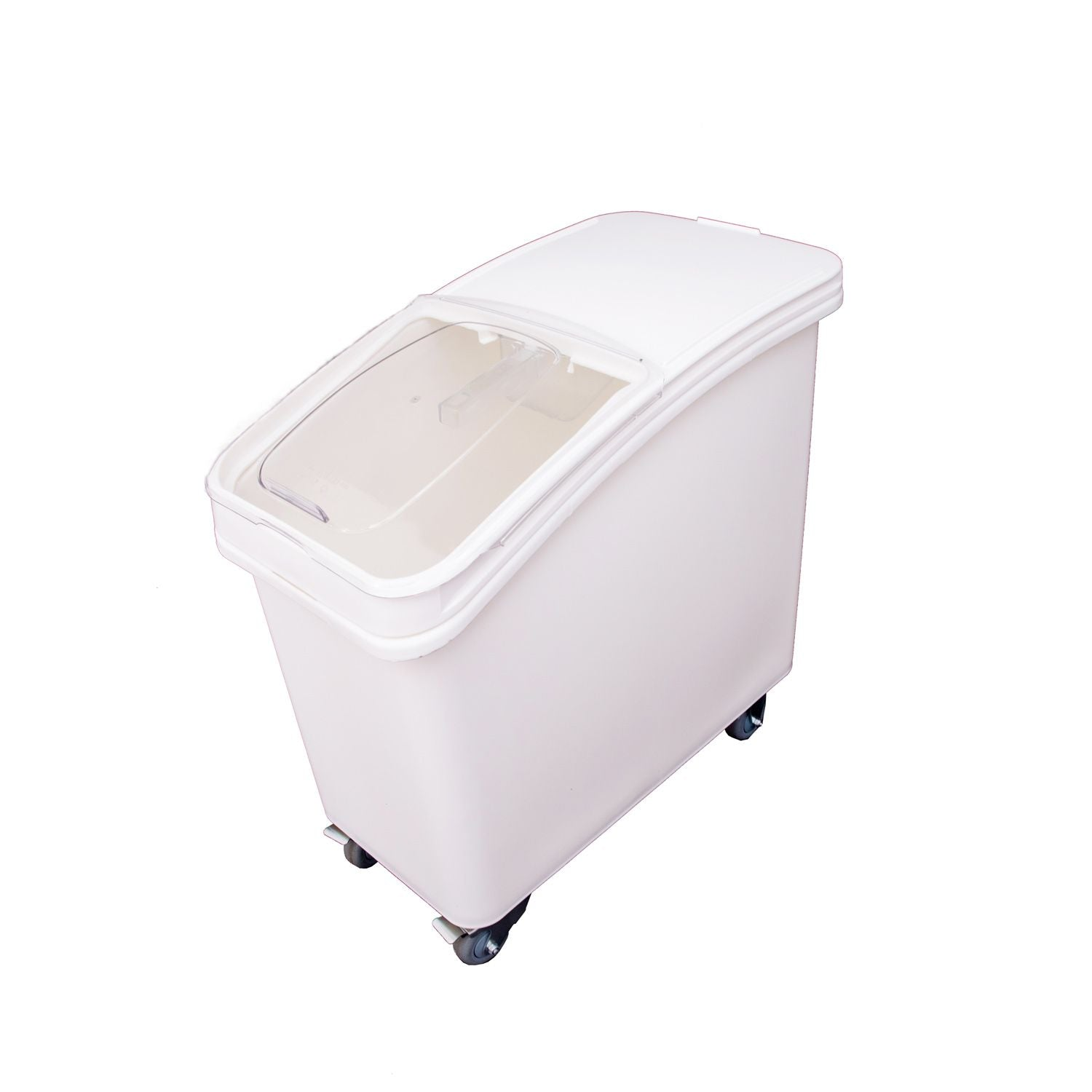 Ingredient Storage Bin Mobile 27 Gal, Plastic