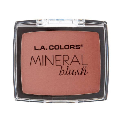 La Girl Colors Mineral Blush Colors New Sealed 0.15 Oz