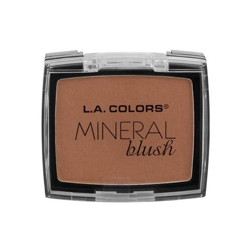 La Girl Colors Mineral Blush Sunkissed 0.15 Oz