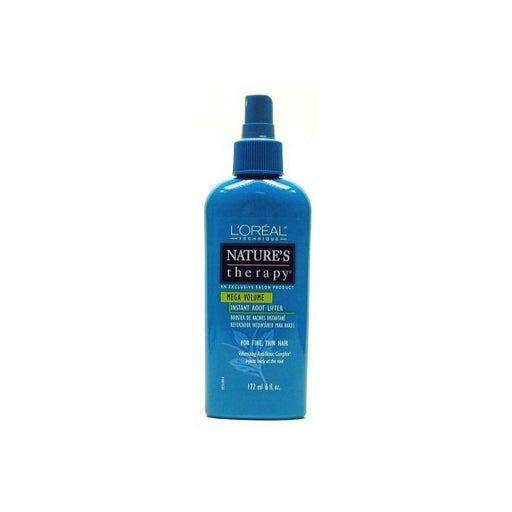 Nature's Therapy Mega Volume Instant Root Lifter 6 Oz