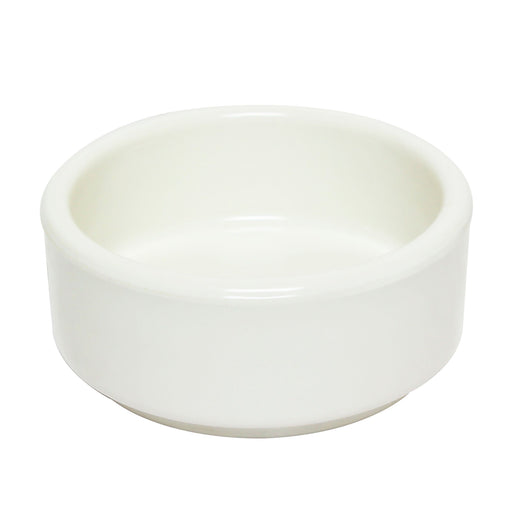 "2 Oz 2 7/8""Dia. Heavy Duty Bone Smooth Ramekin, total 72 Counts"
