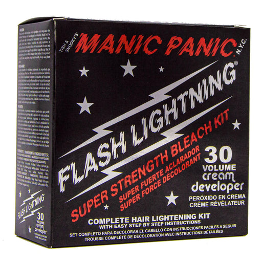 Manic Panic Super Strength Bleach Flash 30Vol 54533