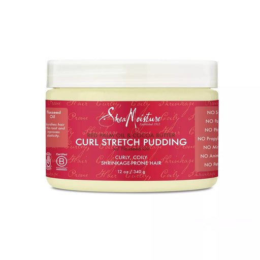 Shea Moisture Red Palm Oil&Cocoa Butter Curl Stretch Pudding 22602 12oz