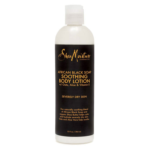 Shea Moisture African Black Soap Shea Butter Lotion