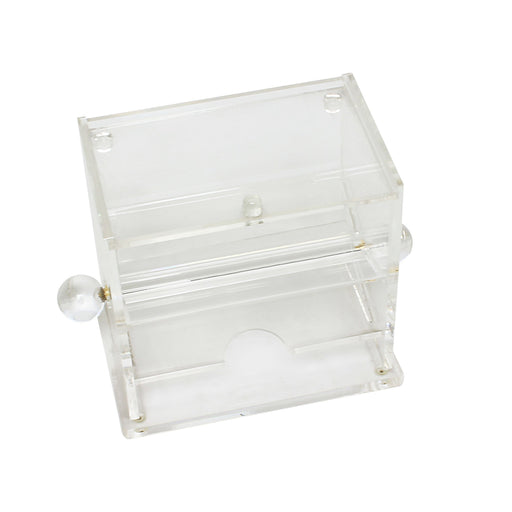 Acrylic Stir Dispenser, total 6 Counts