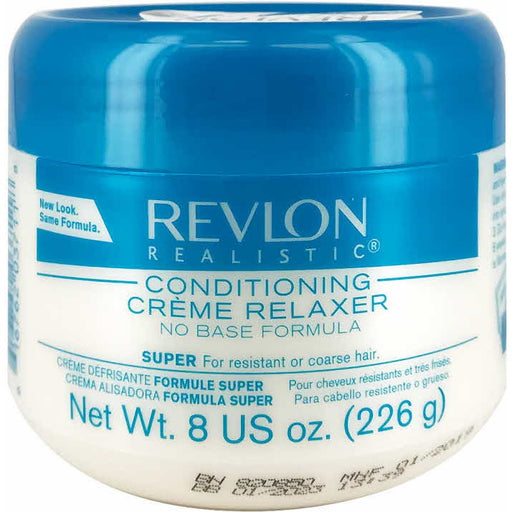 Revlon Realistic Relaxer No Base Sup 01 03711 8oz