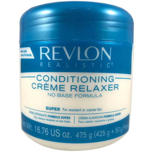 Revlon Professional Resistant Conditioning Creme Relaxer 16.76 Oz
