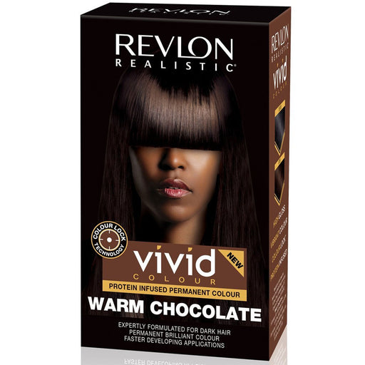 Revlon Realistic Vivid Colour Protein Infused Permanent Color Hair