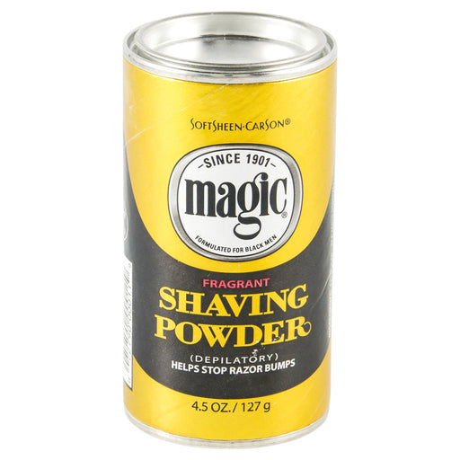 Magic Shaving Powder Fragrance, 4.5 Oz.