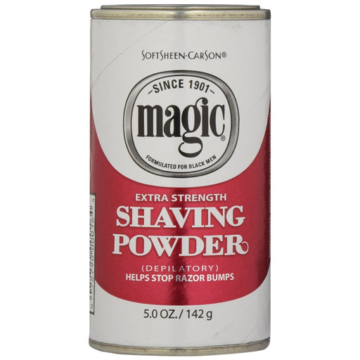 Magic Shaving Powder Extra, 5 Oz.