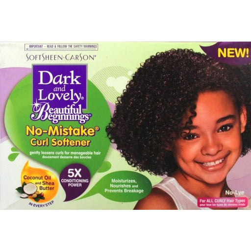Dark and Lovely B/Beginning Kid No Mistk Curl All Type K1039801 00679