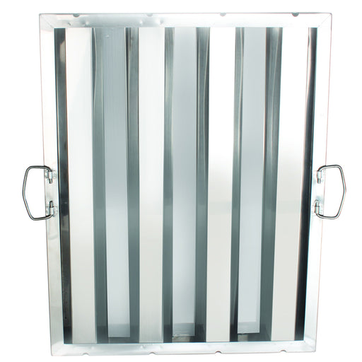 "16"" X 20"" Hood Filter Stainless Steel"