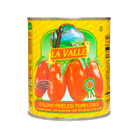 Peeled Canned Tomatoes