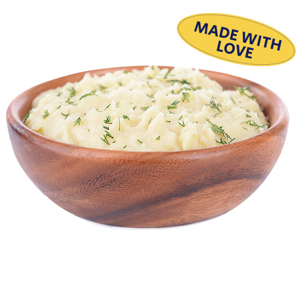 Scallion Mashed Potato