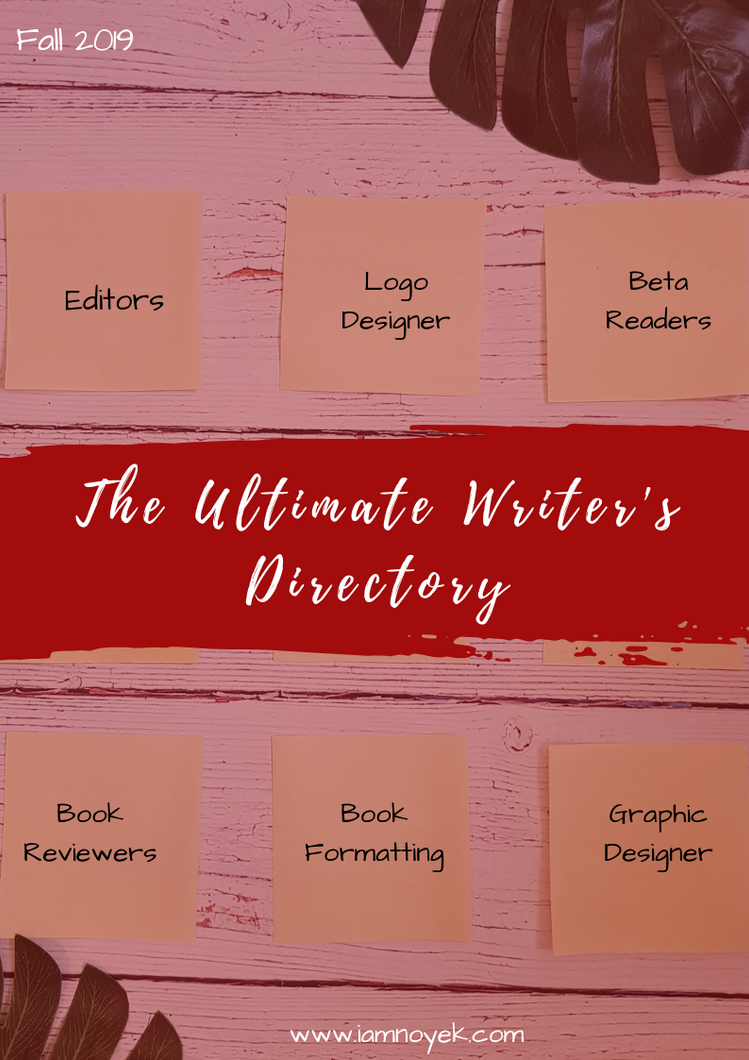 The Ultimate Writer's Directory (Digital Download)