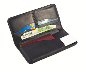 Noble Leather - Passport Wallet