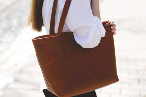 Noble Leather - Harmony Tote