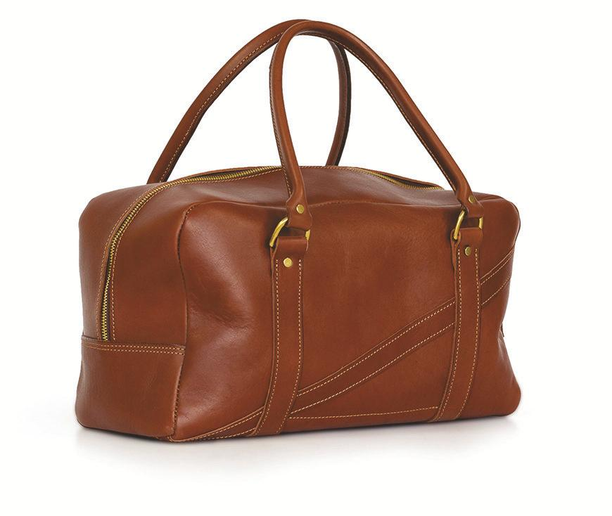 Noble Leather - Light Duffle