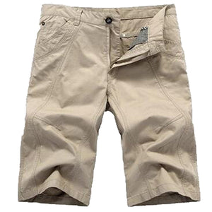 MAGCOMSEN Cotton Shorts