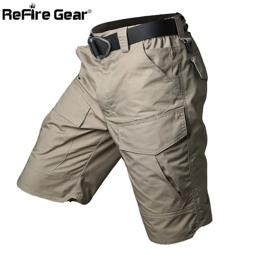 ReFire Gear Summer Cargo Shorts