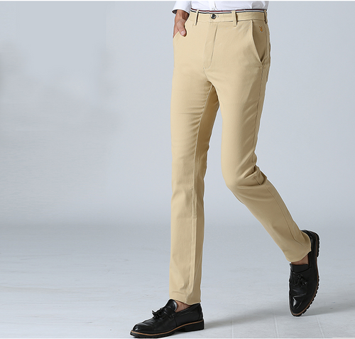 Brother Wang Classic Business Khaki