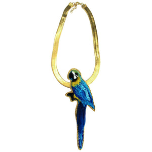 GUACAMAYA NECKLACE