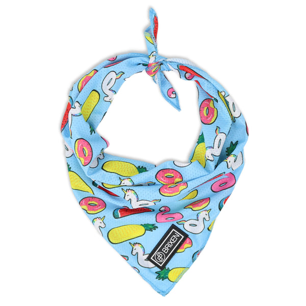 the pool party dog bandana - BRIXEN