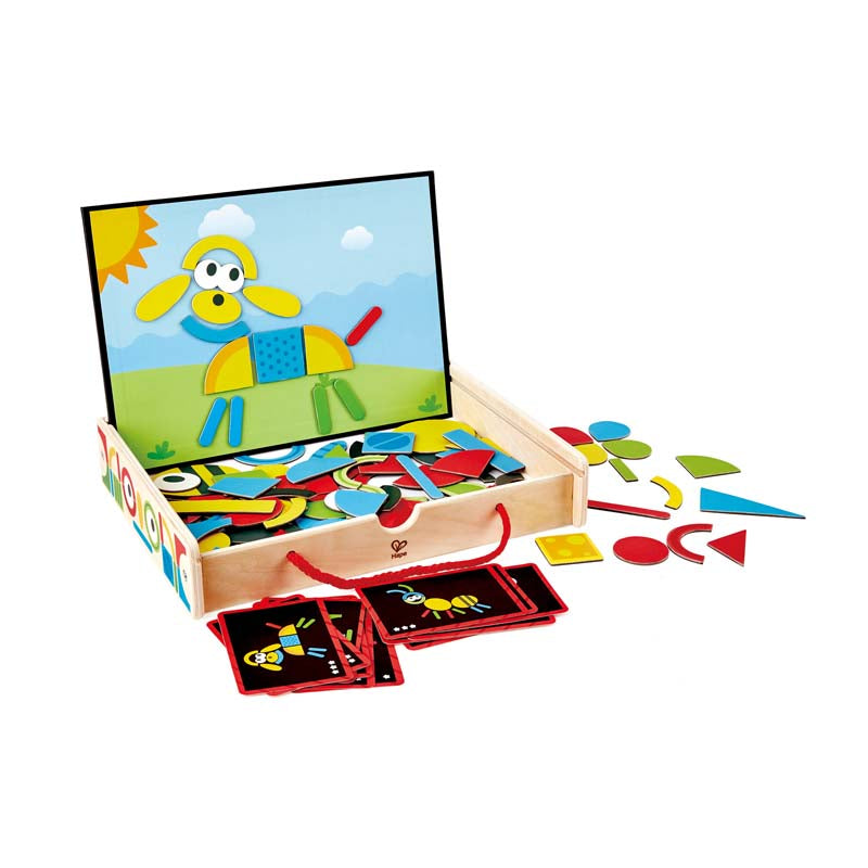 Hape Magnetic Art Box early learning educational toys The Toy Wagon