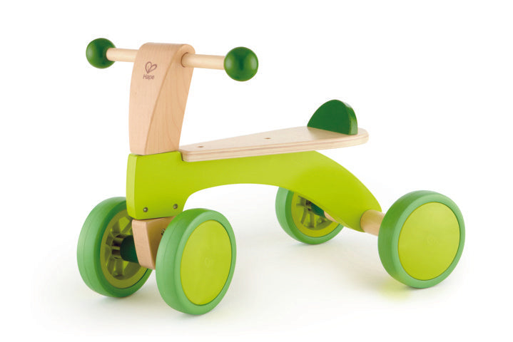 Hape Scoot-Around ride on to develop muscle strength and balance The Toy Wagon