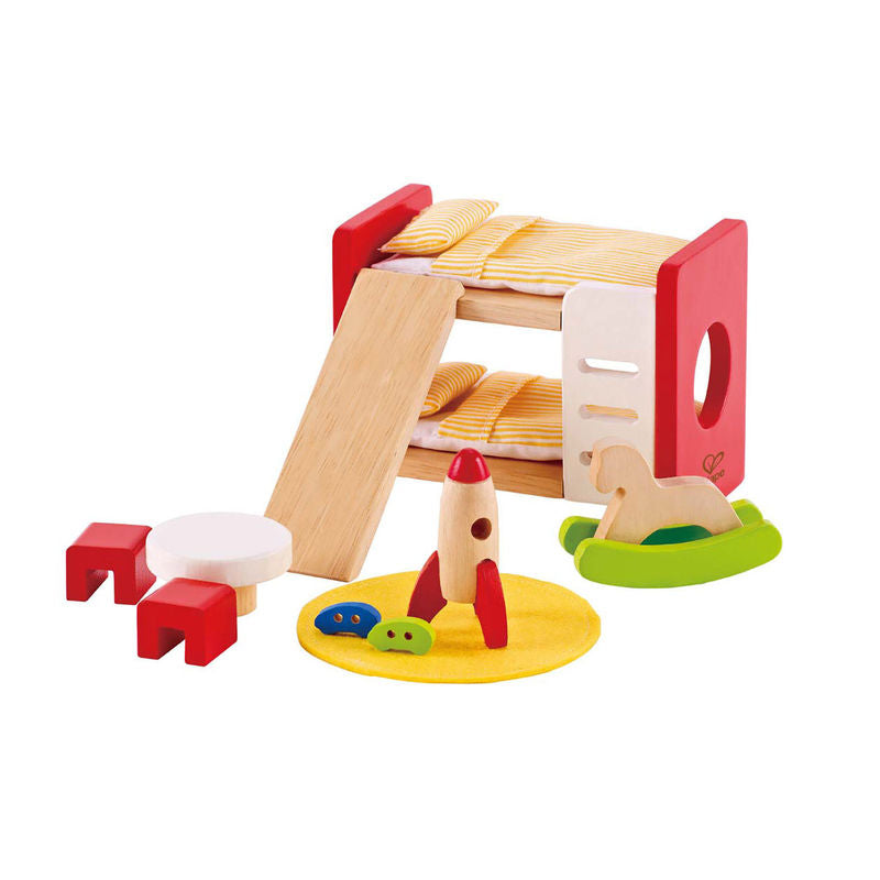 Hape Childrens Room imaginative play quality wooden toys The Toy Wagon