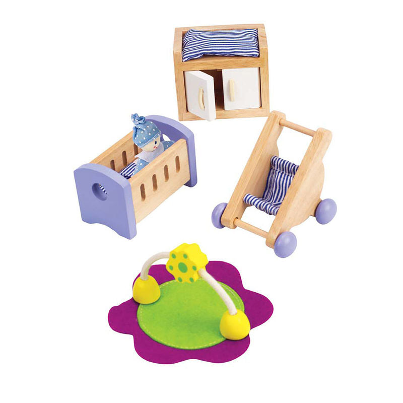 Hape Babys Room imaginative play quality wooden toys The Toy Wagon