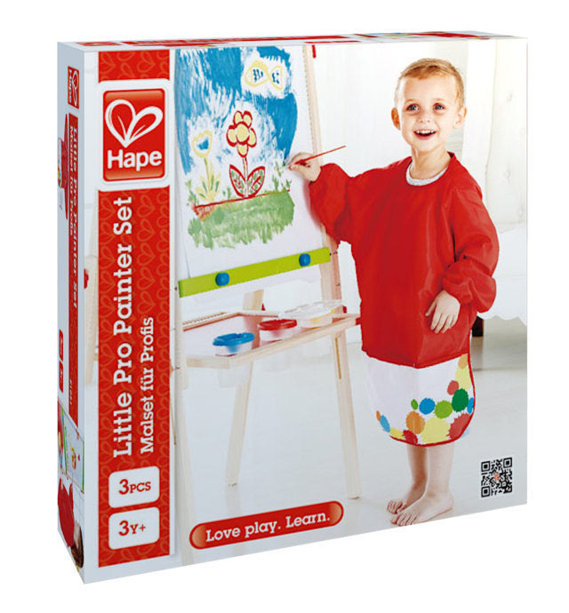 Hape Little Pro Painter Set