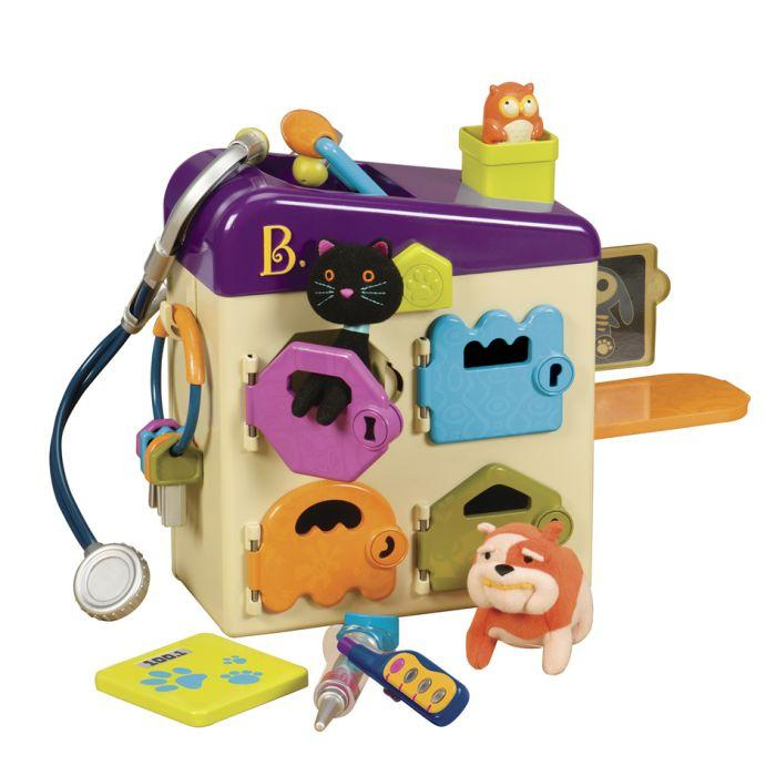 B. Pet Vet is an amazing learning baby toys for girls and boys.